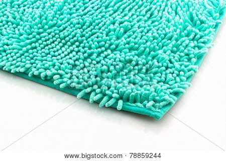 Colorful Of Cleaning Feet Doormat Or Carpet.