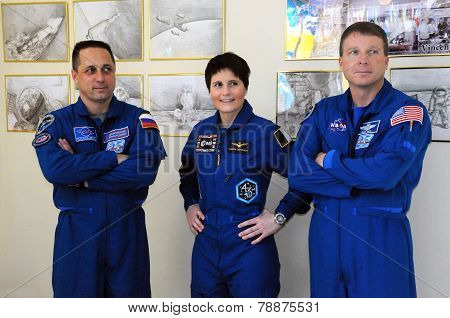 Astronauts In The Museum