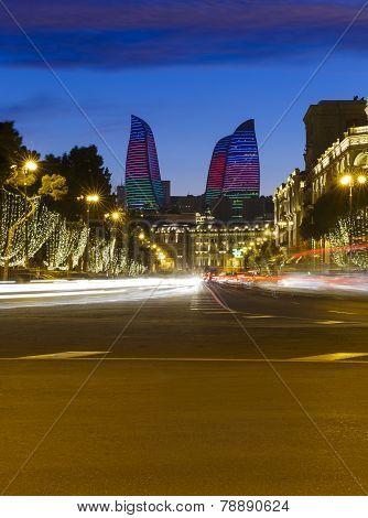 Oilers Prospect In Baku