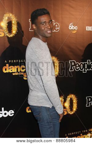 LOS ANGELES - April 21:  Keo Motsepe at the