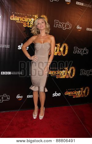 LOS ANGELES - April 21:  Joanna Krupa at the