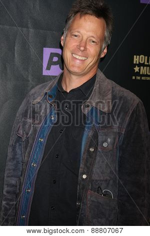 LOS ANGELES - April 21:  Matthew Ashford at the  2015 Daytime EMMY Awards Kick-off Party at the Hollywood Museum on April 21, 2015 in Hollywood, CA