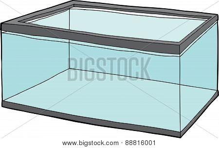 Fish Tank Full Of Water