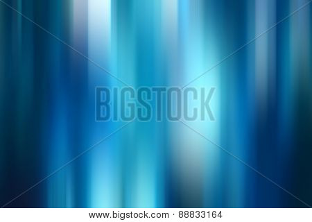 Smooth blue ambient abstract gradient background, blue texture