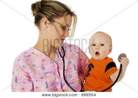 Pediactric Nurse