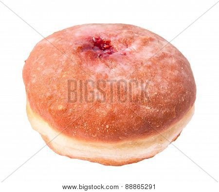 Hanukkah donut