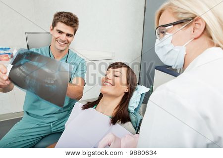 Dental Xray Results