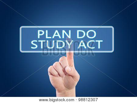 Plan Study Do Act