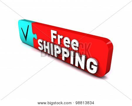 3D Free Shipping