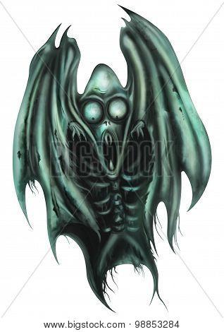 Horror Ghost Creature