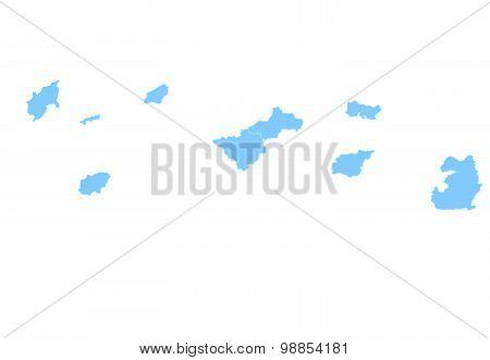 Map Of Turkey, Duzce