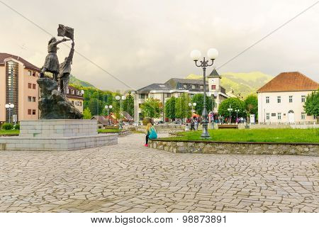 Kolasin Town