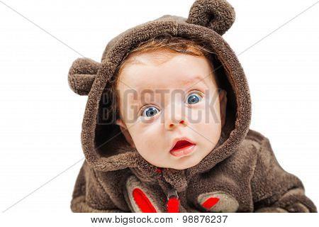 Baby Boy Studio Portrait