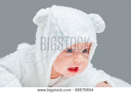 Upset Baby Boy
