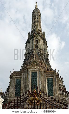 Fabulous pagoda in Bangkok, Thailand #6