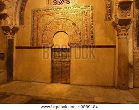 Great Mosque - Mezquita in Cordoba - Spain