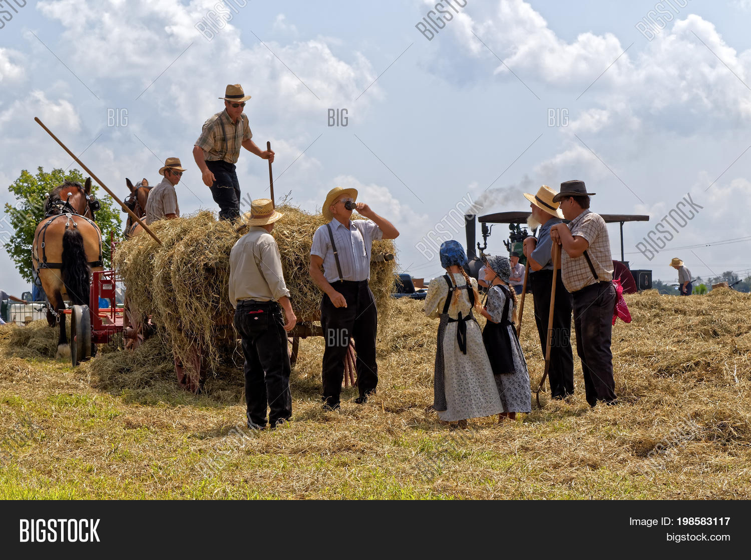 New Holland Image Photo Free Trial Bigstock