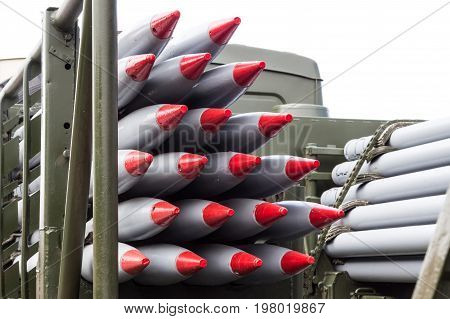 Rockets weapons of mass destruction nuclear weapons chemical arms