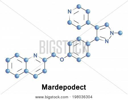 Mardepodect is a PDE10 Inhibitor that is in development at Pfizer for Huntington s Disease and as an adjunctive treatment for Schizophrenia