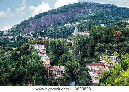 Santa Teresa district Rio de Janeiro, Brazil