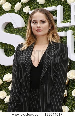 LOS ANGELES - AUG 1:  Debby Ryan at the CBS TV Studios Summer Soiree TCA Party 2017 at the CBS Studio Center on August 1, 2017 in Studio City, CA