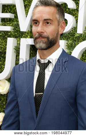 LOS ANGELES - AUG 1:  Jay Harrington at the CBS TV Studios Summer Soiree TCA Party 2017 at the CBS Studio Center on August 1, 2017 in Studio City, CA