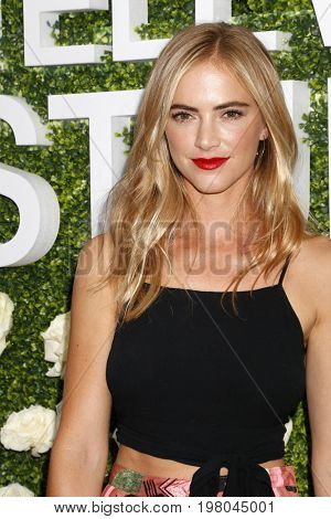 LOS ANGELES - AUG 1:  Emily Wickersham at the CBS TV Studios Summer Soiree TCA Party 2017 at the CBS Studio Center on August 1, 2017 in Studio City, CA