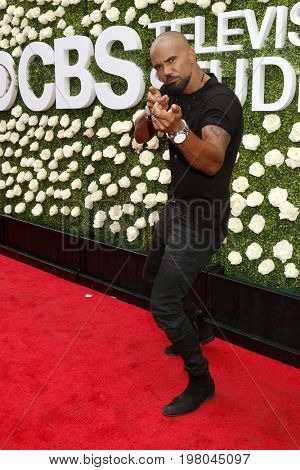 LOS ANGELES - AUG 1:  Shemar Moore at the CBS TV Studios Summer Soiree TCA Party 2017 at the CBS Studio Center on August 1, 2017 in Studio City, CA
