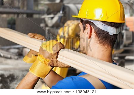 Yellow construction helmet engineer yellow helmet protective vest white