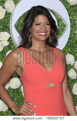 LOS ANGELES - AUG 1:  Andrea Navedo at the CBS TV Studios Summer Soiree TCA Party 2017 at the CBS Studio Center on August 1, 2017 in Studio City, CA