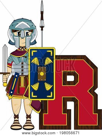 R Is For Roman 32.eps