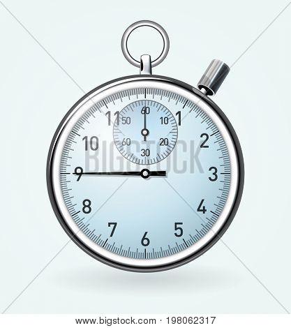 Chronometer, stopwatch