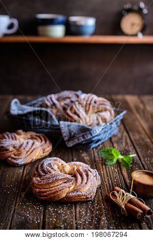 Kringle - Estonian Cinnamon Braid Bread