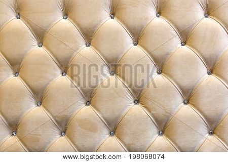 Stitch Kapitone is a luxurious technology of decorative upholstery of upholstered furniture facades of cabinet furniture wall panels ceilings tiles mattresses