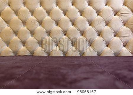 Stitch Kapiton decorative upholstery headboard a a