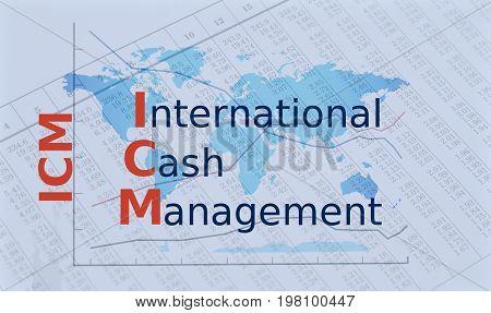 Business Acronym ICM - International Cash Management
