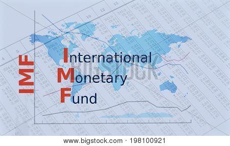 Business Acronym IMF - International Monetary Fund
