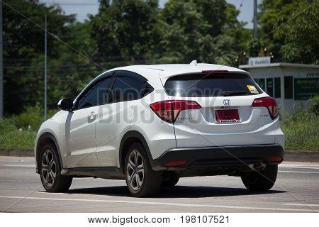 Private Car Honda Hrv City Suv Car