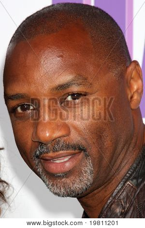 """LOS ANGELES - APR 19:  Rodney Van Johnson arrives at the """"Madea's Big Happy Family"""" Premiere at ArcLight Cinemas Cinerama Dome on April 19, 2011 in Los Angeles, CA.."""