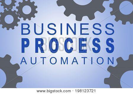 Business Process Automation (bpa) Concept
