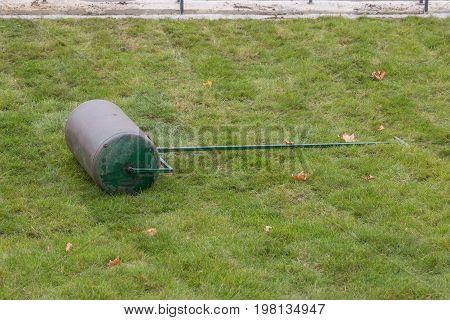 Lawn Roller 2