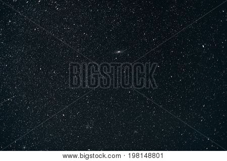 Night photos of stars. Summer night. Photo at the end.