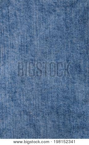 denim jean texture with seam