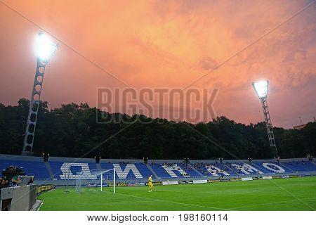 Uefa Europa League: Olimpik Donetsk Vs Paok