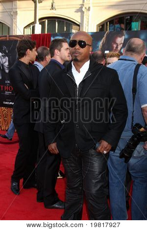 LOS ANGELES - MAY 2:  MC Hammer arriving at the