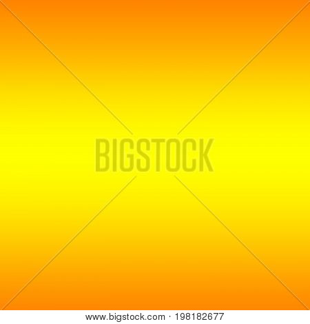 Double color burst orange and yellow background with space for text or image