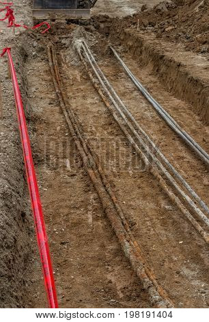 Underground Cable Installation
