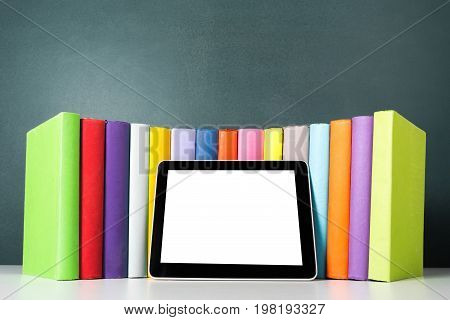 Table digital tablet books it technology engineering science computer
