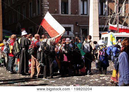 polish pilgrims