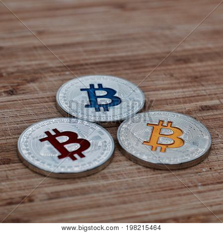 Cryptocurrency Bitcoin Coin